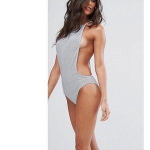 Boohoo swimsuit size 10 NWT